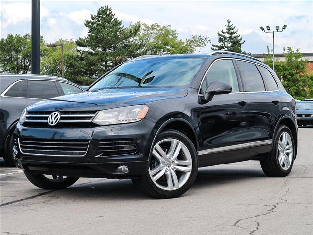 2012 Volkswagen Touareg  (Stk: W0191) in Burlington - Image 1 of 30
