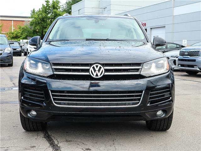 2012 Volkswagen Touareg  (Stk: W0191) in Burlington - Image 2 of 30