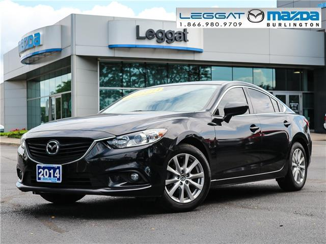 2014 Mazda MAZDA6 GS (Stk: 194544A) in Burlington - Image 1 of 28