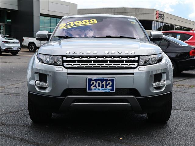 2012 Land Rover Range Rover Evoque Pure Plus (Stk: 192549A) in Burlington - Image 2 of 26