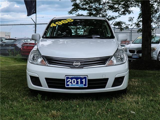 2011 Nissan Versa  (Stk: 1929A) in Burlington - Image 2 of 6
