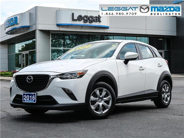 2016 Mazda CX-3  (Stk: 1957LT) in Burlington - Image 1 of 27