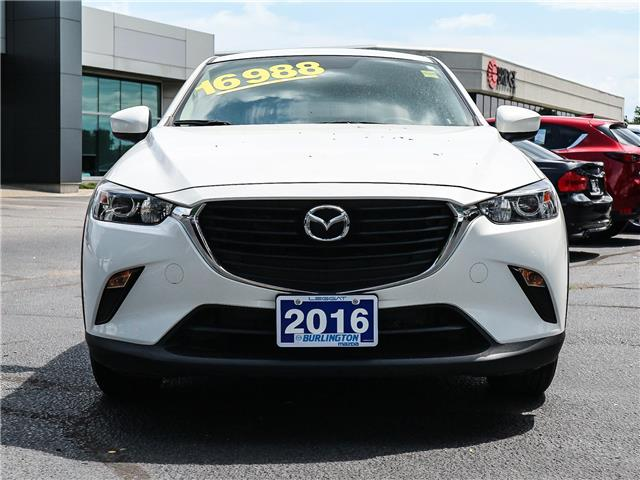 2016 Mazda CX-3  (Stk: 1957LT) in Burlington - Image 2 of 27
