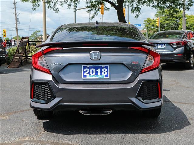 2018 Honda Civic Si (Stk: 1961) in Burlington - Image 6 of 30