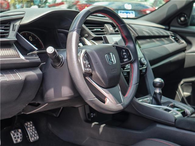 2018 Honda Civic Si (Stk: 1961) in Burlington - Image 10 of 30
