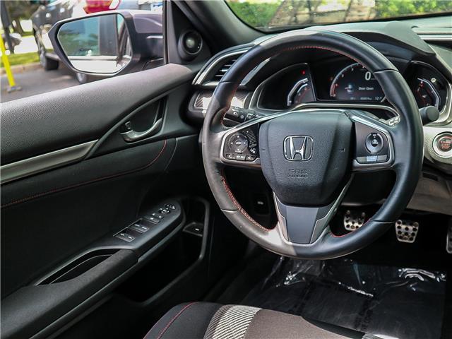 2018 Honda Civic Si (Stk: 1961) in Burlington - Image 13 of 30