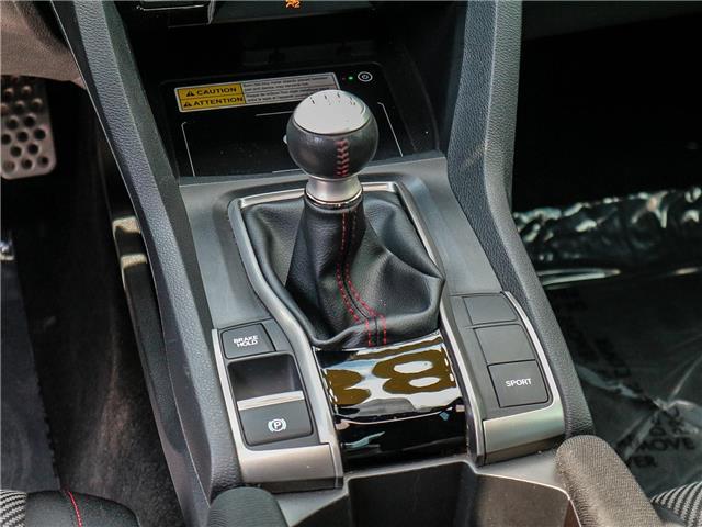 2018 Honda Civic Si (Stk: 1961) in Burlington - Image 15 of 30