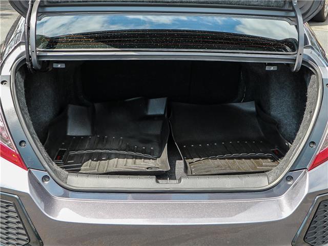 2018 Honda Civic Si (Stk: 1961) in Burlington - Image 24 of 30