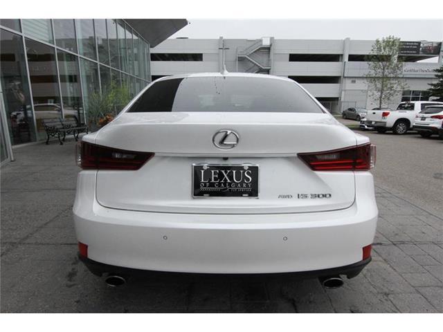 2016 Lexus IS 300 Base (Stk: 190225A) in Calgary - Image 6 of 13