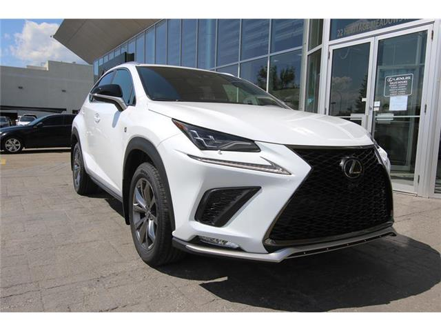 2020 Lexus NX 300 Base (Stk: 190665) in Calgary - Image 1 of 17