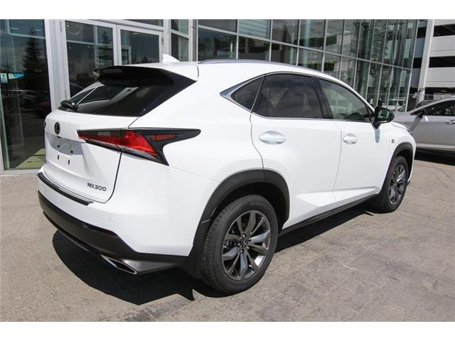 2020 Lexus NX 300 Base (Stk: 190665) in Calgary - Image 3 of 17