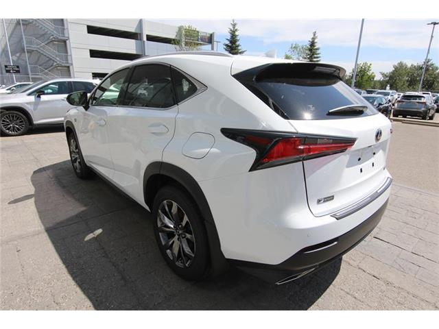 2020 Lexus NX 300 Base (Stk: 190665) in Calgary - Image 5 of 17