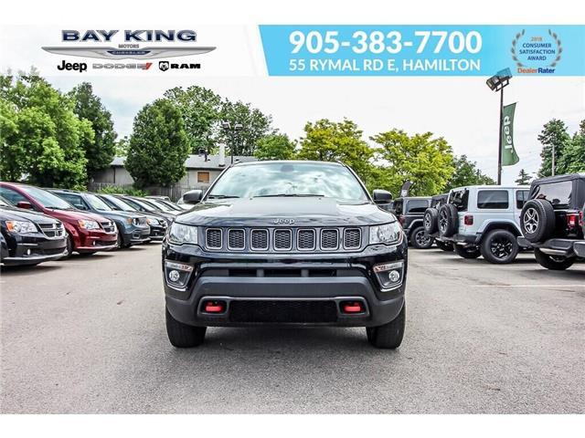 2018 Jeep Compass Trailhawk (Stk: 6864R) in Hamilton - Image 2 of 23