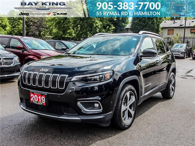 2019 Jeep Cherokee Limited (Stk: 6901) in Hamilton - Image 1 of 20