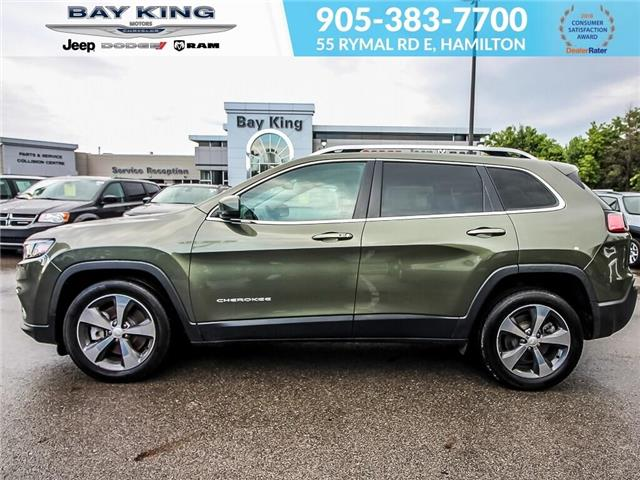 2019 Jeep Cherokee Limited (Stk: 6899) in Hamilton - Image 2 of 17