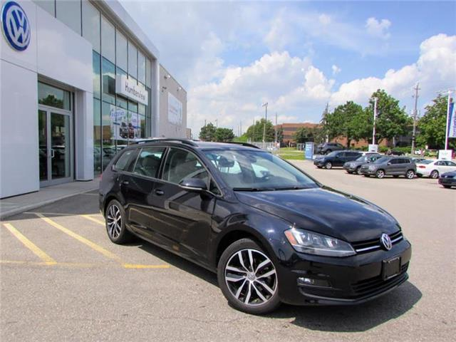 2016 Volkswagen Golf Sportwagon 1.8 TSI Comfortline (Stk: 96350A) in Toronto - Image 1 of 20