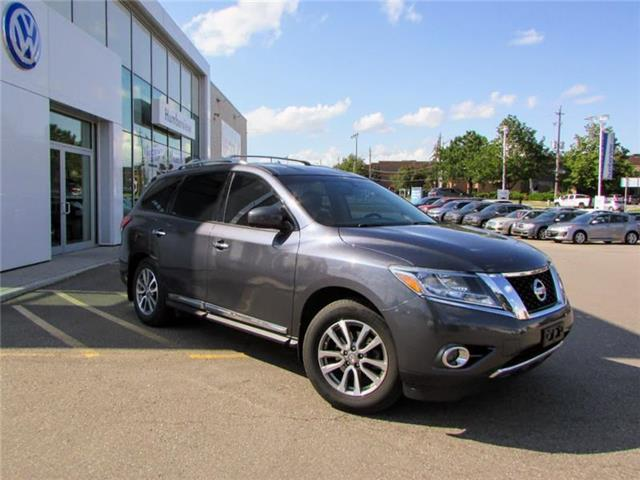 Used Nissan Pathfinder for Sale in Ontario | The Humberview