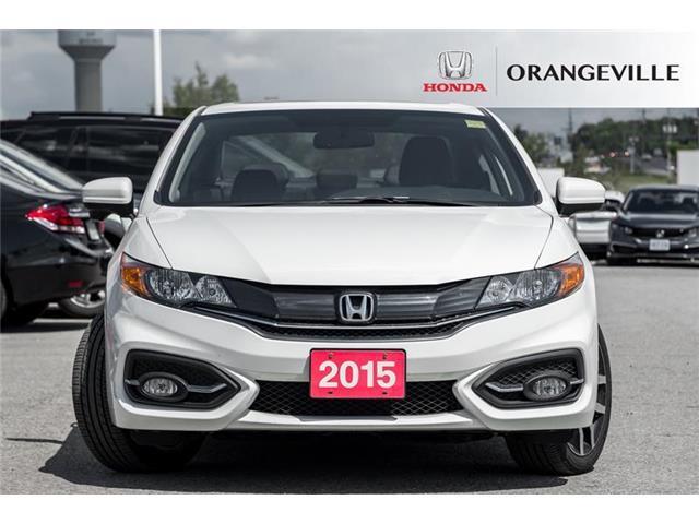 2015 Honda Civic EX-L Navi (Stk: U3205) in Orangeville - Image 2 of 22