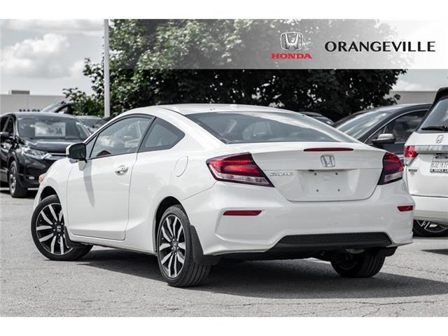 2015 Honda Civic EX-L Navi (Stk: U3205) in Orangeville - Image 5 of 22