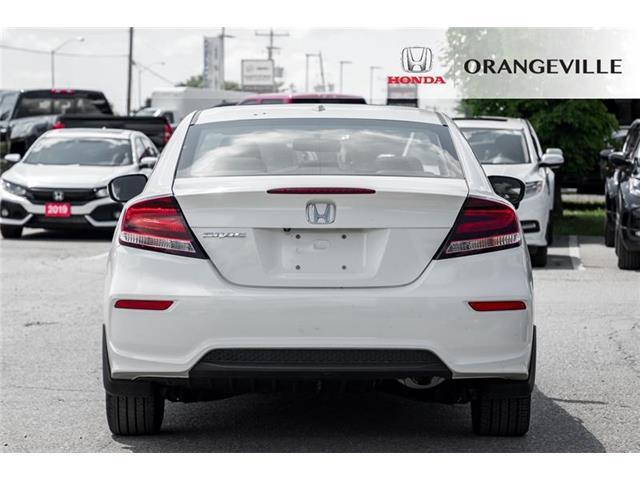 2015 Honda Civic EX-L Navi (Stk: U3205) in Orangeville - Image 6 of 22