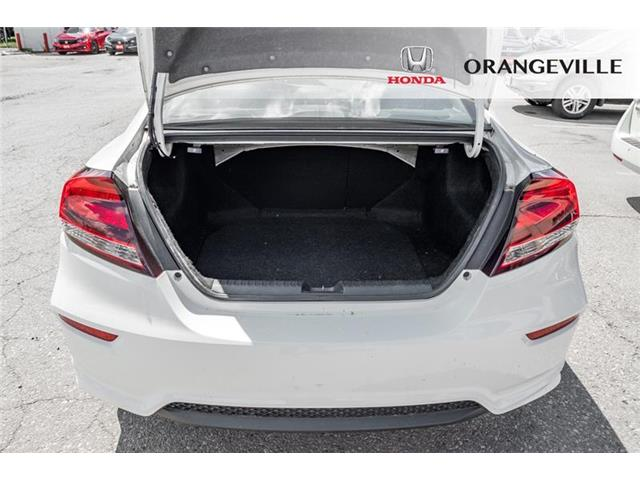 2015 Honda Civic EX-L Navi (Stk: U3205) in Orangeville - Image 7 of 22