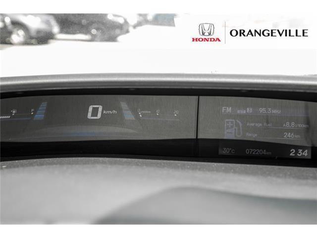2015 Honda Civic EX-L Navi (Stk: U3205) in Orangeville - Image 11 of 22