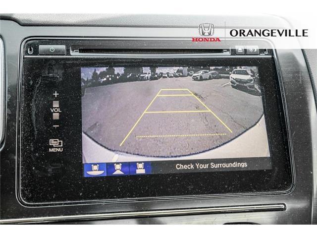 2015 Honda Civic EX-L Navi (Stk: U3205) in Orangeville - Image 13 of 22