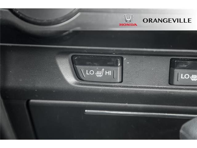 2015 Honda Civic EX-L Navi (Stk: U3205) in Orangeville - Image 17 of 22