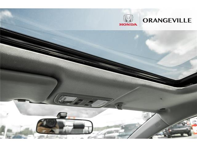 2015 Honda Civic EX-L Navi (Stk: U3205) in Orangeville - Image 18 of 22