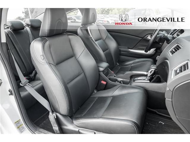 2015 Honda Civic EX-L Navi (Stk: U3205) in Orangeville - Image 19 of 22
