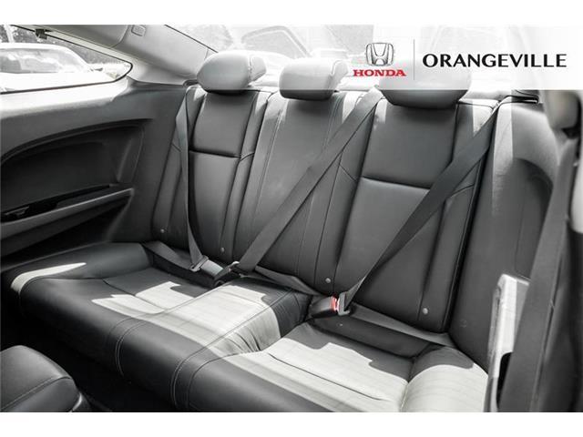 2015 Honda Civic EX-L Navi (Stk: U3205) in Orangeville - Image 20 of 22