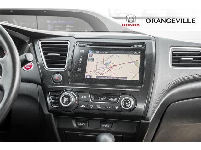 2015 Honda Civic EX-L Navi (Stk: U3205) in Orangeville - Image 22 of 22