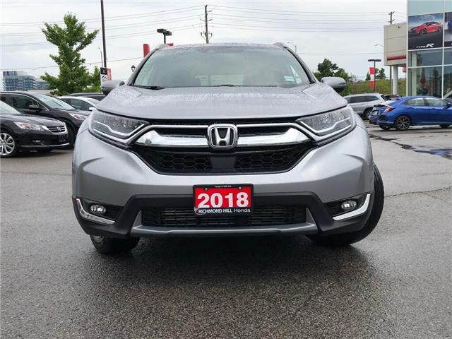 2018 Honda CR-V Touring (Stk: 190666P) in Richmond Hill - Image 2 of 26