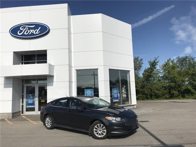 2016 Ford Fusion S (Stk: 18465A) in Smiths Falls - Image 1 of 1