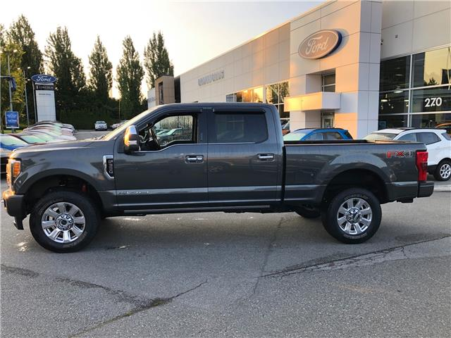 2017 Ford F-350 Platinum (Stk: OP19252) in Vancouver - Image 2 of 26