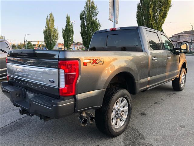 2017 Ford F-350 Platinum (Stk: OP19252) in Vancouver - Image 5 of 26