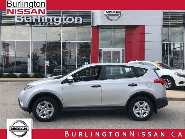 2013 Toyota RAV4 LE (Stk: A6744) in Burlington - Image 1 of 16