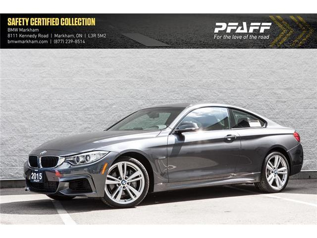 2015 BMW 435i xDrive (Stk: U12347) in Markham - Image 1 of 19