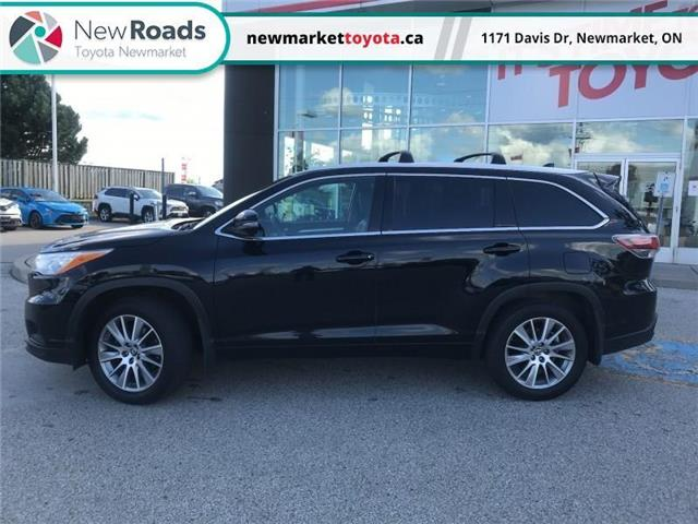 2016 Toyota Highlander XLE (Stk: 345411) in Newmarket - Image 2 of 24