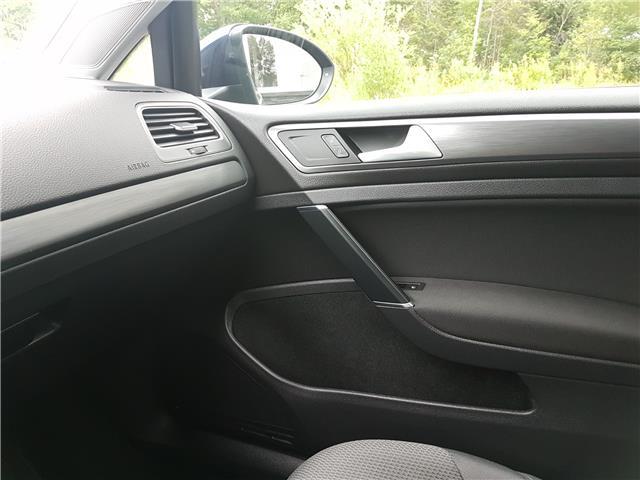 2018 Volkswagen Golf 1.8 TSI Trendline (Stk: 00157) in Middle Sackville - Image 20 of 22