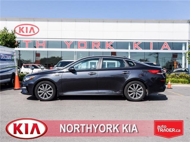 2019 Kia Optima LX+ (Stk: R0040) in Toronto - Image 2 of 22