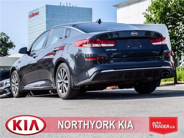2019 Kia Optima LX+ (Stk: R0040) in Toronto - Image 3 of 22