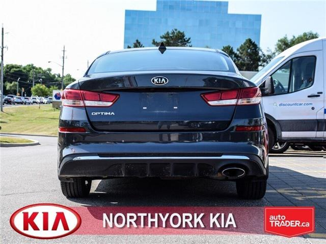 2019 Kia Optima LX+ (Stk: R0040) in Toronto - Image 4 of 22