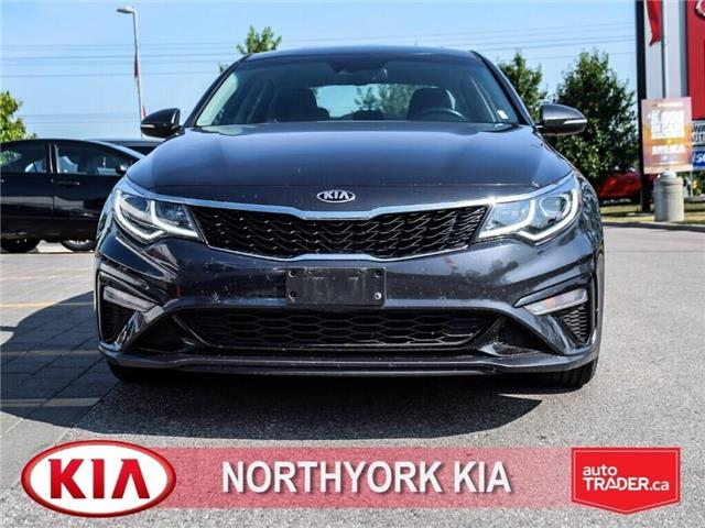 2019 Kia Optima LX+ (Stk: R0040) in Toronto - Image 5 of 22