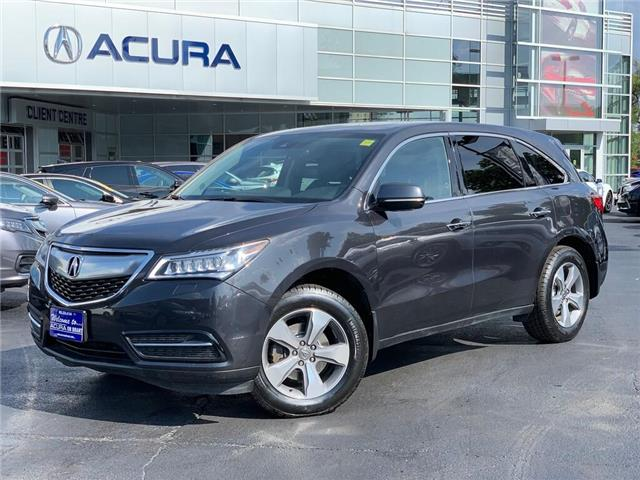 2016 Acura MDX Base (Stk: D427) in Burlington - Image 1 of 30