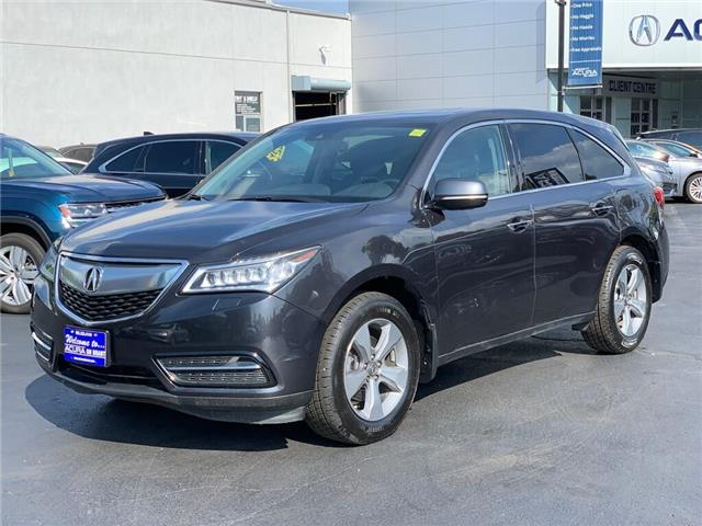 2016 Acura MDX Base (Stk: D427) in Burlington - Image 2 of 30