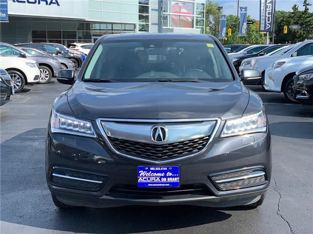 2016 Acura MDX Base (Stk: D427) in Burlington - Image 3 of 30