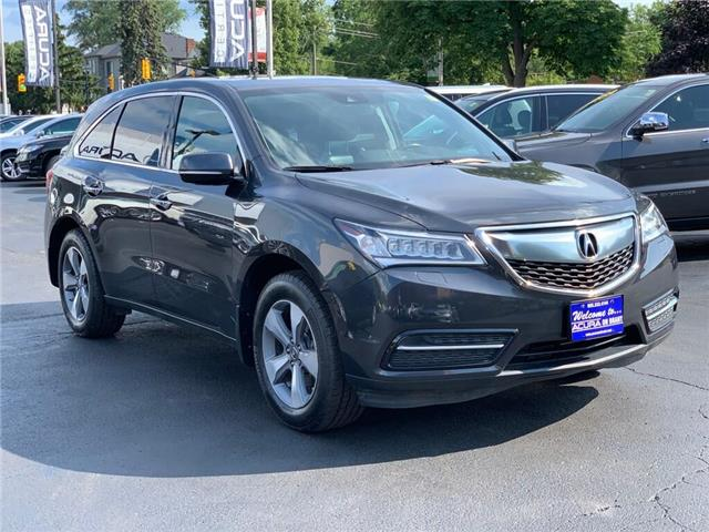 2016 Acura MDX Base (Stk: D427) in Burlington - Image 4 of 30