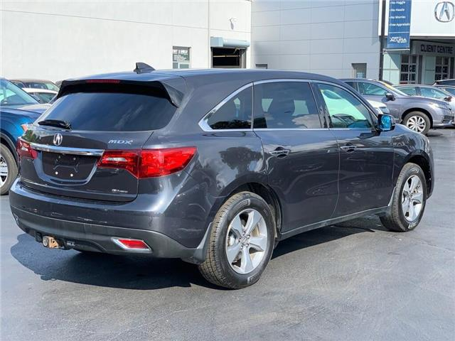 2016 Acura MDX Base (Stk: D427) in Burlington - Image 9 of 30