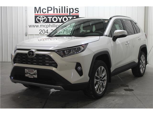 2019 Toyota RAV4 Limited (Stk: C037083) in Winnipeg - Image 1 of 30